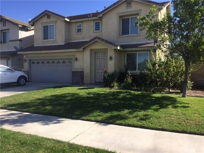 7777 Freesia Way, Fontana, CA 92336 - MLS#: CV19254970