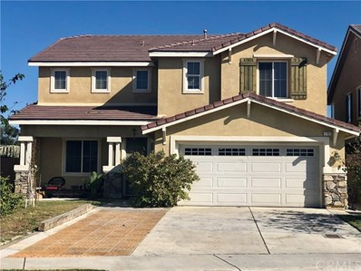 7787 Freesia Way, Fontana, CA 92336 - MLS#: CV19255521