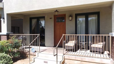 1448 N Fair Oaks Avenue UNIT 107, Pasadena, CA 91103 - MLS#: CV19255661
