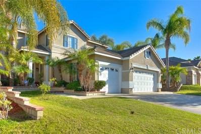 817 Villa Montes Circle, Corona, CA 92879 - MLS#: CV19255797
