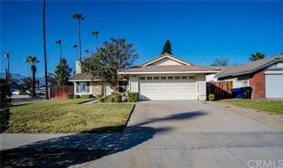 17902 Citron Avenue, Fontana, CA 92335 - MLS#: CV19256504