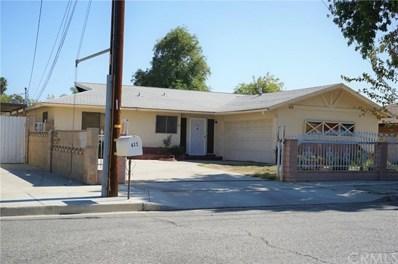 612 S Thompson Street, Hemet, CA 92543 - MLS#: CV19257951
