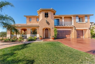 805 E Sunset Drive N, Redlands, CA 92373 - MLS#: CV19258749