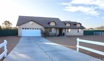 16686 Candlewood Road, Apple Valley, CA 92307 - MLS#: CV19259478