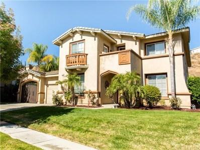 1701 Honors Lane, Corona, CA 92883 - MLS#: CV19260365