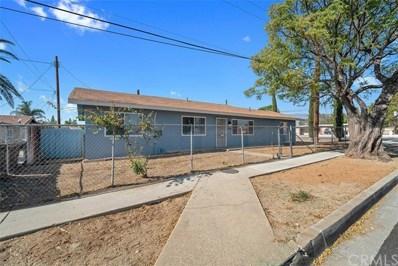 7716 Juniper Avenue, Fontana, CA 92336 - MLS#: CV19260652