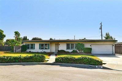 1412 S Sandia Avenue, West Covina, CA 91790 - MLS#: CV19261229