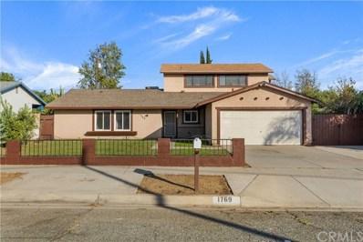 1769 N Lilac Avenue, Rialto, CA 92376 - MLS#: CV19261529