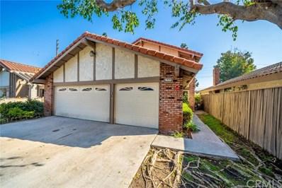 1638 E Fruit Street, Santa Ana, CA 92701 - MLS#: CV19261781
