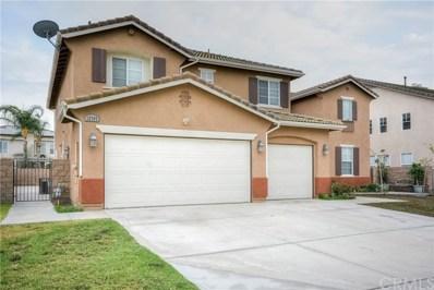 12705 Amberhill Avenue, Eastvale, CA 92880 - MLS#: CV19262380
