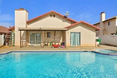 26171 Ferndale Court, Moreno Valley, CA 92555 - MLS#: CV19262480