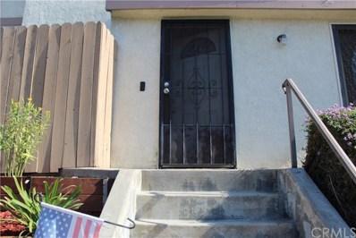 9517 Beach Street UNIT E, Bellflower, CA 90706 - MLS#: CV19263128