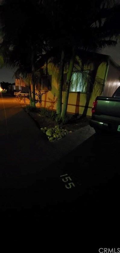 12700 Elliott Ave UNIT 155, El Monte, CA 91732 - MLS#: CV19267971