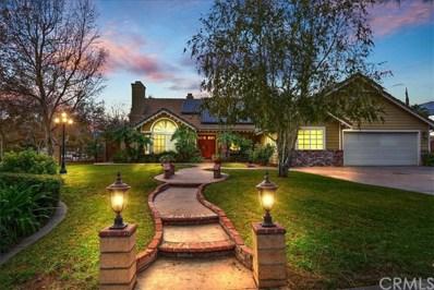 6386 Choctaw Place, Rancho Cucamonga, CA 91739 - MLS#: CV19272440