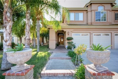 16417 Sun Summit Drive, Riverside, CA 92503 - MLS#: CV19272637