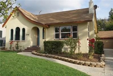 2798 Glen Avenue, Altadena, CA 91001 - MLS#: CV19273601
