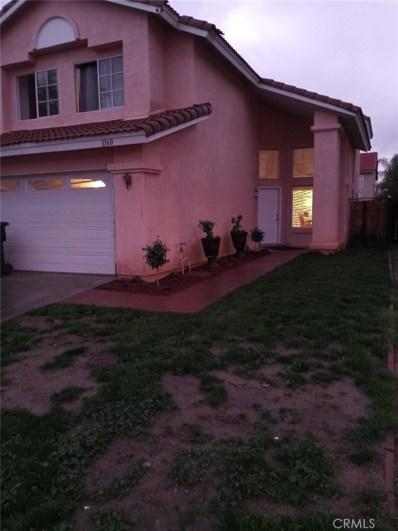 1160 Mako Lane, Perris, CA 92571 - MLS#: CV19274968