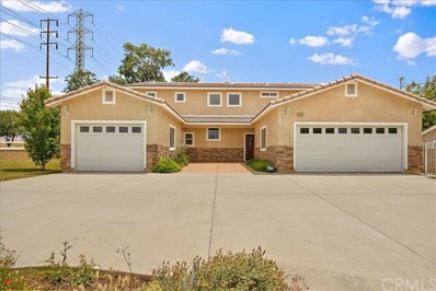 23120 Vista Grande Way, Grand Terrace, CA 92313 - MLS#: CV19275204