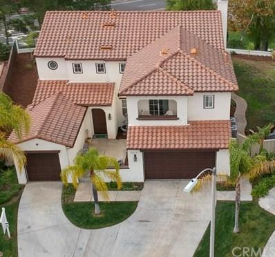 45653 Corte Royal, Temecula, CA 92592 - MLS#: CV19278217