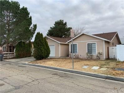 1846 Park Circle Drive, Lancaster, CA 93535 - MLS#: CV19279564
