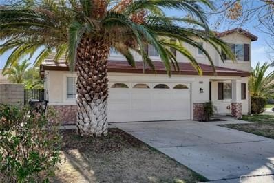 15543 Caravelle Avenue, Fontana, CA 92336 - MLS#: CV19281489