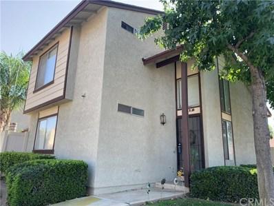 1611 Raintree Place UNIT F, Corona, CA 92879 - MLS#: CV19282344