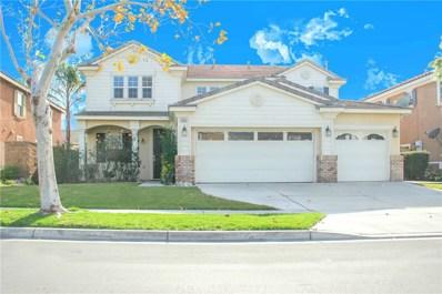 15587 Morgan Hill Court, Fontana, CA 92336 - MLS#: CV19283258
