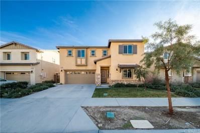 16765 Buttonwood Lane, Fontana, CA 92336 - MLS#: CV20000617