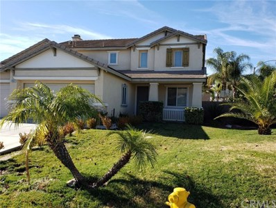 12661 Atherton Drive, Moreno Valley, CA 92555 - MLS#: CV20001853