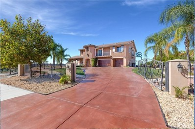 805 E Sunset Drive N, Redlands, CA 92373 - MLS#: CV20003154