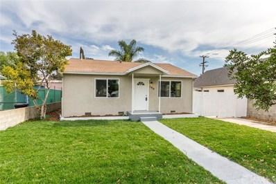 190 S 3rd Avenue, Upland, CA 91786 - MLS#: CV20003358
