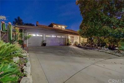 352 Mater Dei Circle, Claremont, CA 91711 - MLS#: CV20003724