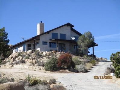 57864 Bandera Road, Yucca Valley, CA 92284 - MLS#: CV20004934