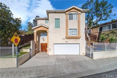 2731 Ballard Street, El Sereno, CA 90032 - MLS#: CV20005577