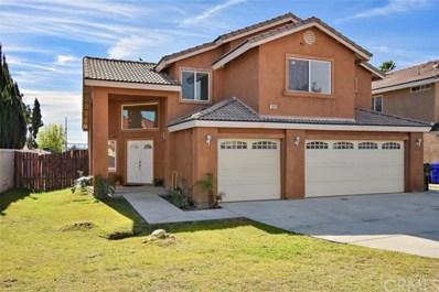 15613 Citron Avenue, Fontana, CA 92335 - MLS#: CV20005858