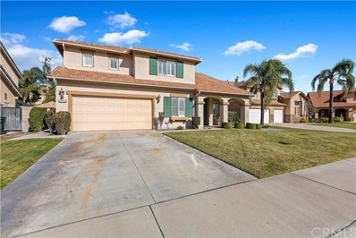 15628 Eastwind Avenue, Fontana, CA 92336 - MLS#: CV20007114