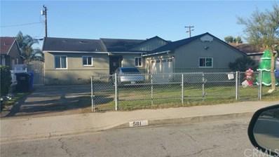 581 Aldis Place, Pomona, CA 91768 - MLS#: CV20007157
