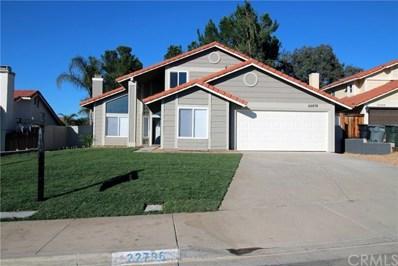 22796 Supa Court, Wildomar, CA 92595 - MLS#: CV20007337