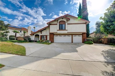 1378 Darnell Street, Upland, CA 91784 - MLS#: CV20008075