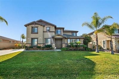 438 Leah Naomi Drive, Corona, CA 92882 - MLS#: CV20008343