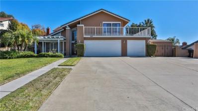6193 Sapphire Street, Rancho Cucamonga, CA 91701 - MLS#: CV20008630