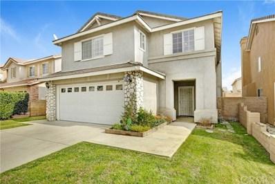 5393 Buckskin Drive, Fontana, CA 92336 - MLS#: CV20008714