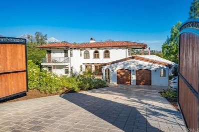 4850 Live Oak Canyon Road, La Verne, CA 91750 - MLS#: CV20008820