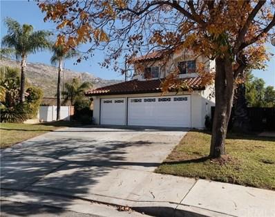 22937 Brookhollow Way, Moreno Valley, CA 92557 - MLS#: CV20008822