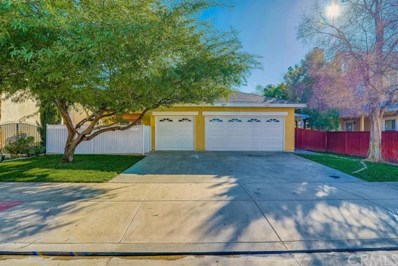 3553 Cougar Canyon Road, Hemet, CA 92545 - MLS#: CV20009233