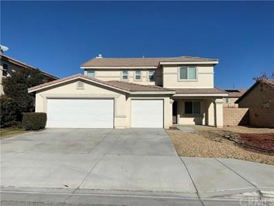 3107 Topaz Lane, Lancaster, CA 93535 - MLS#: CV20009276