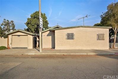 1433 Nadeau Street, Los Angeles, CA 90001 - MLS#: CV20010278