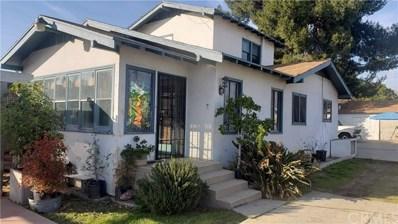 4382 San Bernardino Court, Montclair, CA 91763 - MLS#: CV20010604