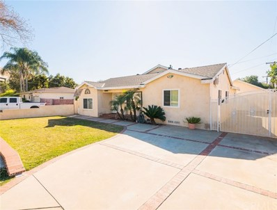 426 W 1ST Street, Azusa, CA 91702 - MLS#: CV20011717