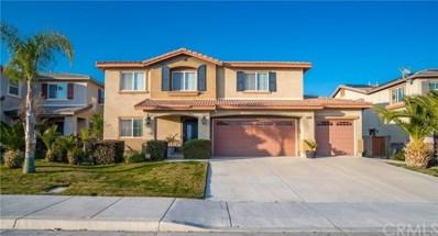 53014 Rose Sachet Lane, Lake Elsinore, CA 92532 - MLS#: CV20011801